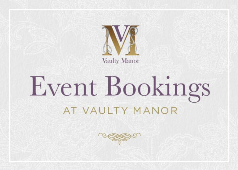 Event Bookings Vaulty Manor